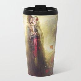 Tristan and Iseult Travel Mug