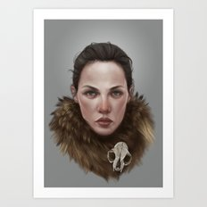 Trophy no.2 Art Print