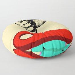 italian cousine II Floor Pillow