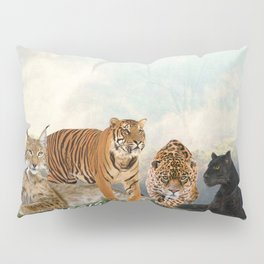 Cat Ageis Pillow Sham