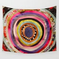 portal Wall Tapestries featuring Portal  by Emily Kenney