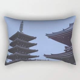 Asakusa Rectangular Pillow