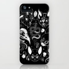 FAMILIAR SPIRITS Slim Case iPhone (5, 5s)