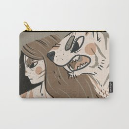 Fierce Pals | Alex Gold Studios Carry-All Pouch