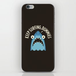 Great White Snark iPhone Skin