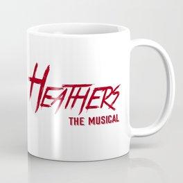 Heathers Lyrics Mish-Mash Coffee Mug
