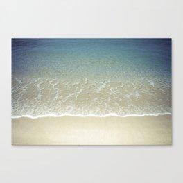 M-Ocean Canvas Print