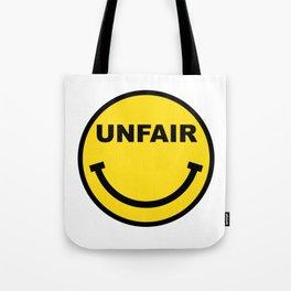 UNFAIR Tote Bag