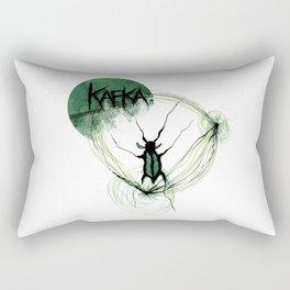Kafka Hommage Rectangular Pillow