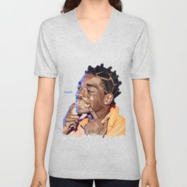 Kodak Black Unisex V-Neck