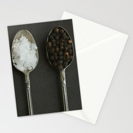 Salt and Pepper Stationery Cards