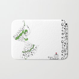 Maria- Lady Butterfly Bath Mat