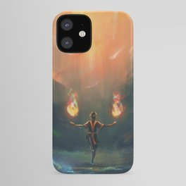 Firebender iPhone Case