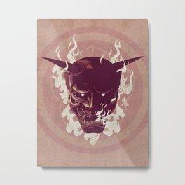 Onibaba Metal Print