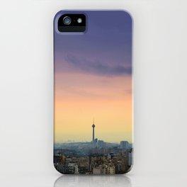 Iran iPhone Case