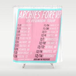Archies Forever: Reunion Tour Shower Curtain