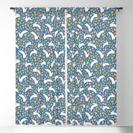 Easter Bunnies Blackout Curtain