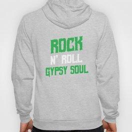 Gypsy Soul Heart Adventure Travel Tshirt Rock n roll Hoody