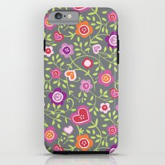 Hearts and Flowers iPhone 6s Tough Case