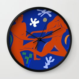 Closeness Wall Clock