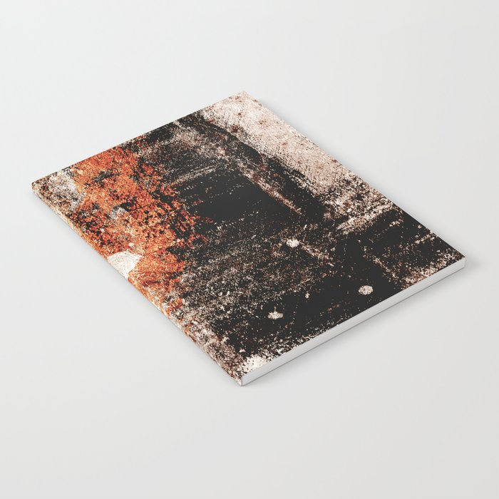 Beautiful Stains Notebook