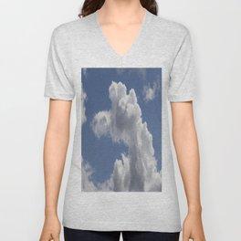 Snoopy Cloud Unisex V-Neck