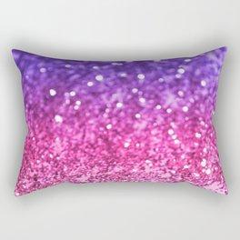 Unicorn Girls Glitter #3 #shiny #decor #art #society6 Rectangular Pillow