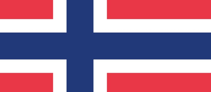 Norway flag emblem Coffee Mug