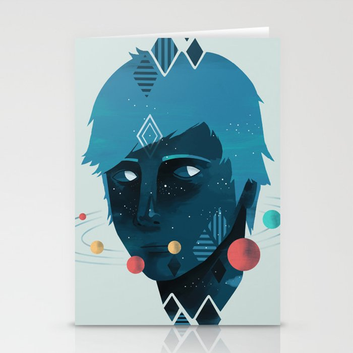 Mind/Space Stationery Cards