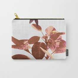 Leaves Spring Nature Carry-All Pouch