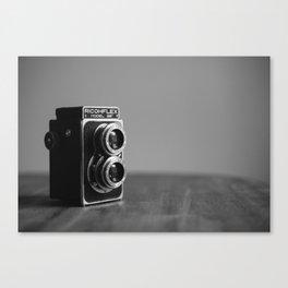 Ricohflex Canvas Print