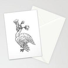 cigno e cristalli Stationery Cards