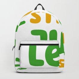 Less Stress, Just De-stress Backpack