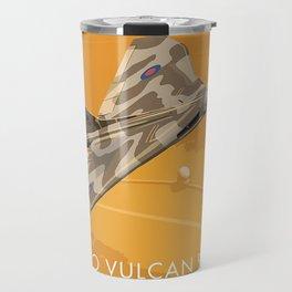 Avro Vulcan Travel Mug