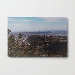 San Diego Lookout pt.4 Metal Print