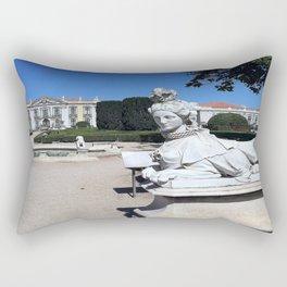 Queluz Gardens Rectangular Pillow