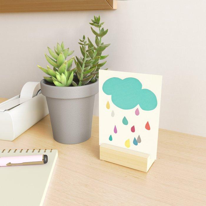 Sunshine and Showers Mini Art Print