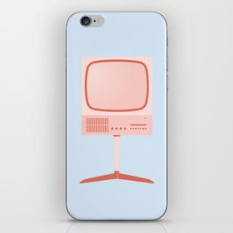 Braun FS 80 Television Set - Dieter Rams iPhone Skin