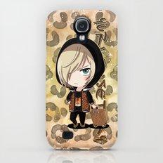 Yuri leopard version Slim Case Galaxy S4