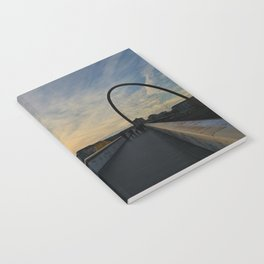 Turin Arc Notebook