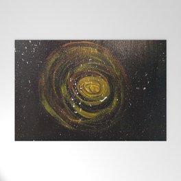 My Galaxy (Mural, No. 10) Welcome Mat