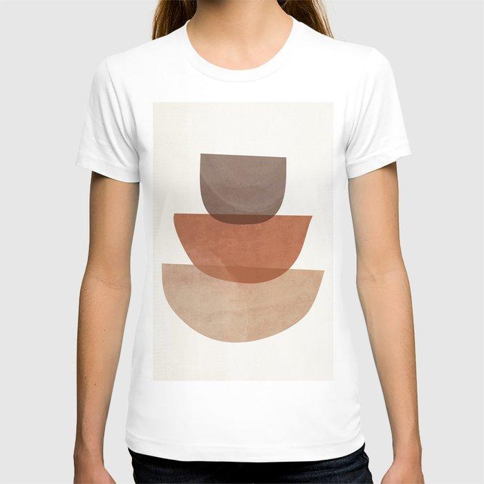 Abstract Shapes 18 T-shirt