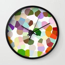 Happy  Spring ! - JUSTART (c) Wall Clock