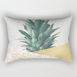 Pineapple Dip VII Rectangular Pillow