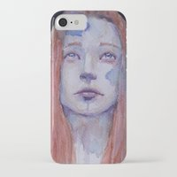 redhead iPhone & iPod Cases featuring Redhead by SirScm