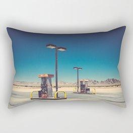 Gass pumps Rectangular Pillow