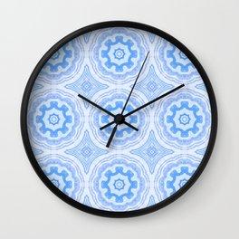 Water Kaleidoscope Wall Clock
