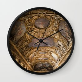 Louvre Majesty - Look Up Series Wall Clock