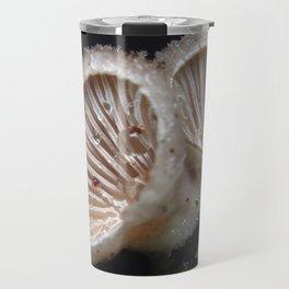 Schizophyllum commune Travel Mug