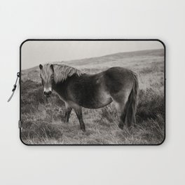 Exmoor Pony Bronze Laptop Sleeve